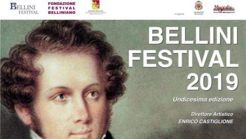 Festival dedicato a Vincenzo Bellini: Rèunion avec Chopin.