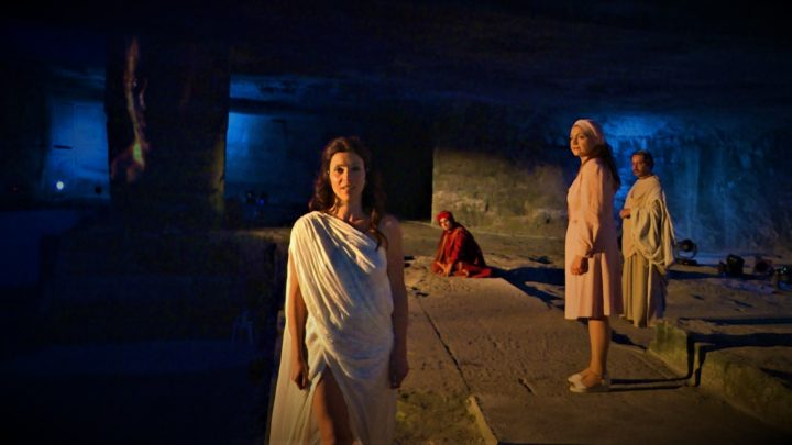 Ragusa: Debutto dell'Inferno di Dante.