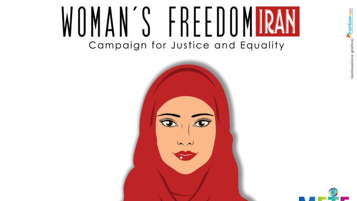 Woman's freedom in Iran: Mete onlus ed i diritti delle donne.