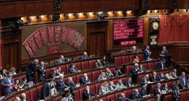 La sconfitta della Democrazia parlamentare