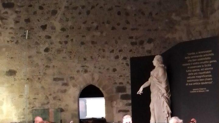 Quartetto d'Archi del Teatro Bellini di Catania & Giosi Infarinato