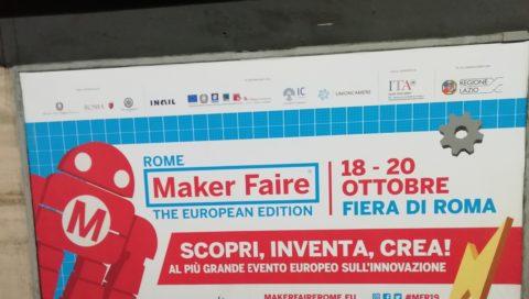 Fiera di Roma: Maker Fair 2019 e la tecnologia innovativa protagonista assoluta.