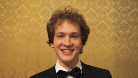 Recital pianistico di Ivan Krpan