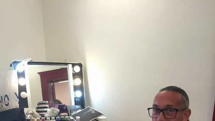 Giuseppe Ferrara: il tocco unico di un professionista dell' hair stylist.