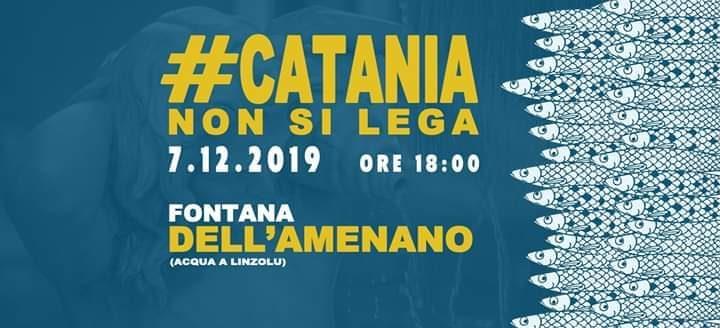 Le Sardine a Catania: ovviamente in peschieria, sabato 7 dicembre alle ore 18