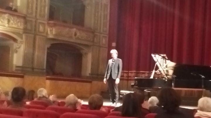 Al TMB recital del pianista Ivan Krpan