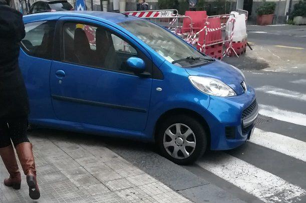 Inciviltà e parcheggio selvaggio a Catania, le considerazioni del comitato Romolo Murri