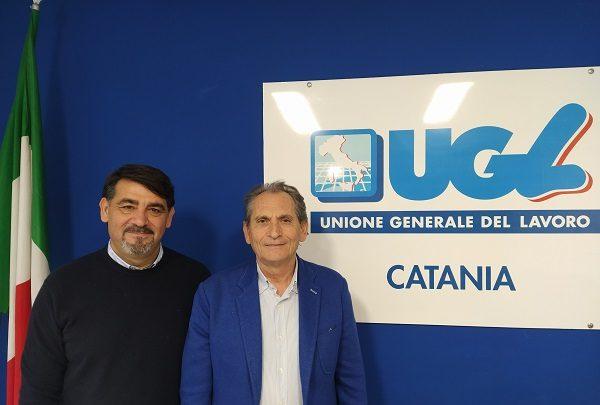 Ugl L'esperto sindacalista Franco Mangiafico nominato nuovo responsabile  generale provinciale del comparto pubblico per la federazione Sanità
