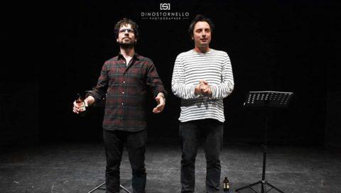 """""""La più meglio gioventù"""" di Alessandro Bardani e Francesco Montanari per la rassegna del Teatro Mobile al Centro Zo"""