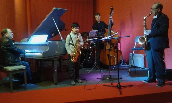 ALFIO RUSSO, NATO MUSICISTA, ORGOGLIO ADRANITA