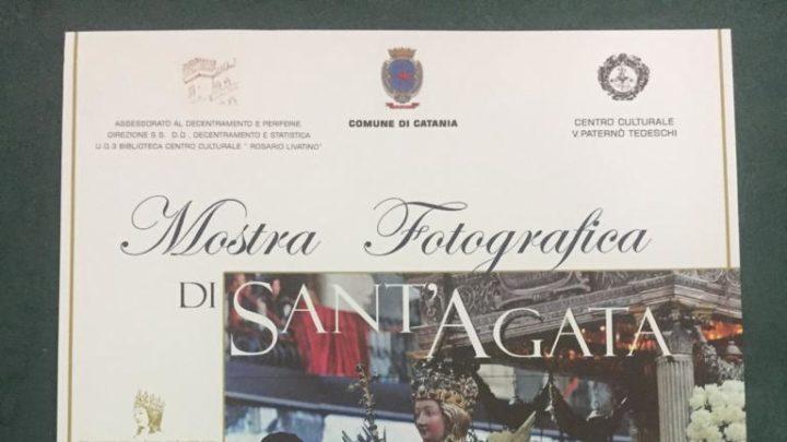 Mostra fotografica agatina:evento al Castello di Leucatica di Catania.