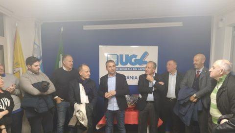 Ugl chimici Catania, chiuso un anno di soddisfazioni. Nel bilancio del segretario provinciale Giuffrida anche l'auspicio per un maggiore dialogo con le aziende del settore