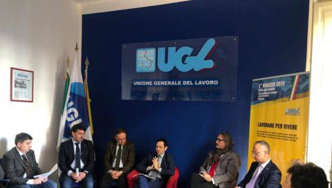 """Ugl Sicilia, l'assessore regionale Razza ospite del decimo appuntamento della """"Road map"""". Consegnato un documento per una sanità siciliana ancora più efficace ed efficiente."""