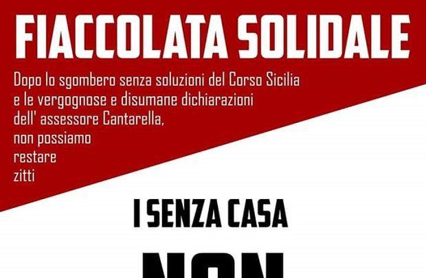 A Catania è caccia ai poveri da sfrattare e sgomberare