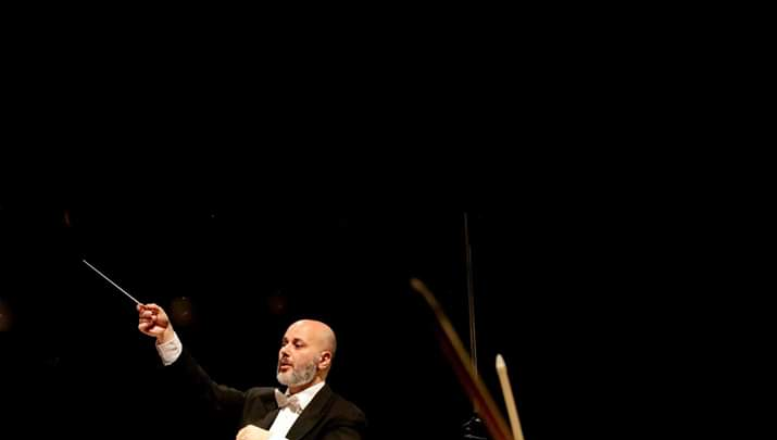 Al Teatro Massimo Bellini concerto sinfonico con prima esecuzione di Matteo Musumeci