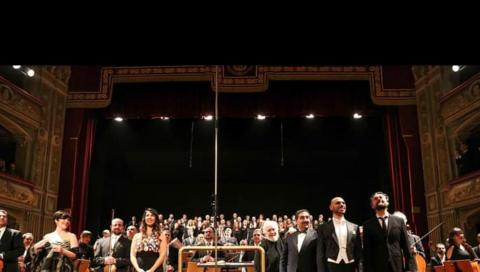 Concerto sinfonico-corale inaugura la nuova stagione del TMB