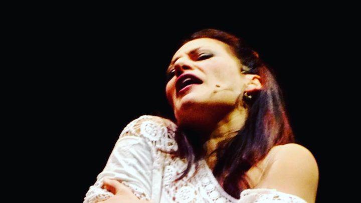 """Valeria Contadino, """"Donna a tre punte"""" al MUST"""