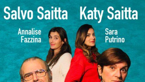 """Generazioni a confronto"": Saitta&Saitta al Teatro ABC"
