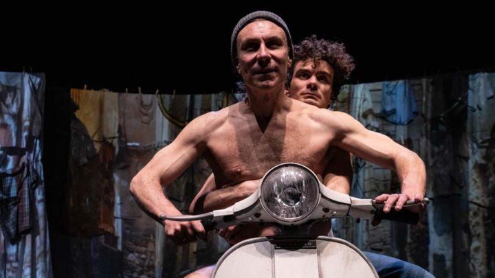 LUPO di Carmelo Vassallo. Teatro Mobile al Centro Zo