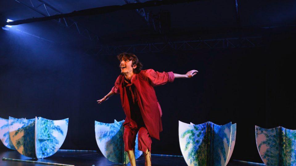 """Lina Maria Ugolini con """"Ziq è sulla spiaggia"""" al Piccolo Teatro della Città di Catania"""