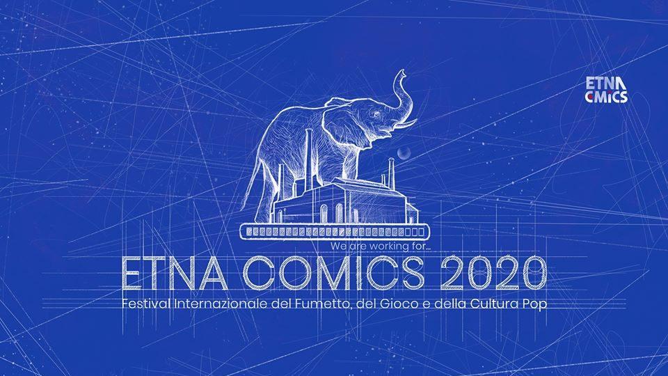 Catania – Rinviato Etna Comics 2020