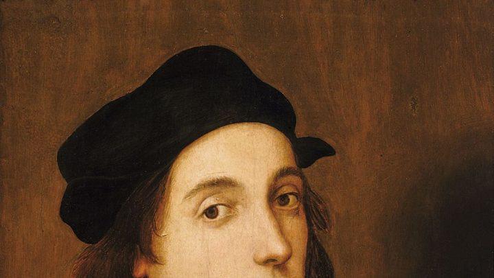 Raffaello Sanzio il grande architetto del Rinascimento.