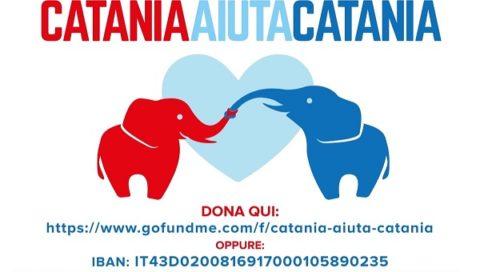 """Coronavirus, già raccolti 340 mila euro per la campagna """"Catania aiuta Catania"""""""