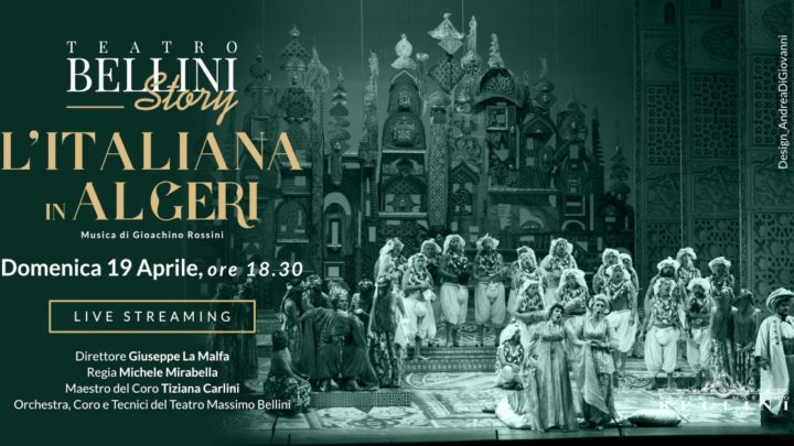 Teatro Bellini Story, domenica 19 L'Italiana in Algeri