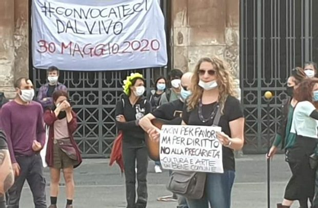 Proclamato anche a Palermo e a Catania lo stato di agitazione  dello spettacolo