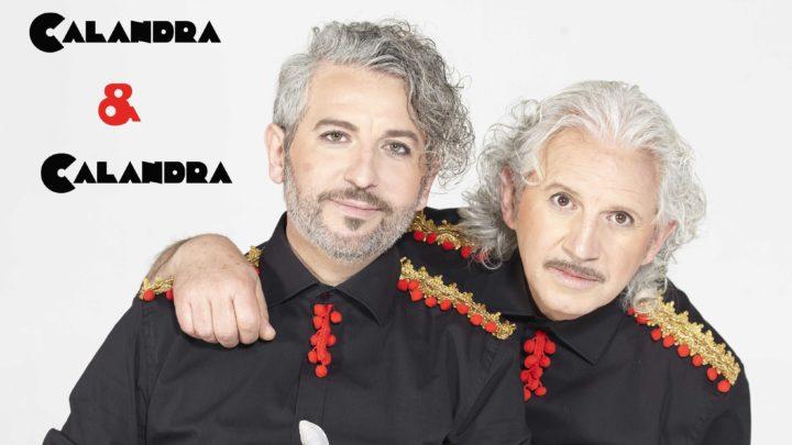 Talento & talento…Calandra e Calandra.