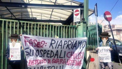 DECRETO RILANCIO ITALIA: SOLO FONDI ALLE GRANDI IMPRESE E BRICIOLE  A CHI È STATO IMPOVERITO DALLA CRISI