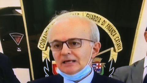 CONSITALIA: complimenti al Procuratore Dr Carmelo Zuccaro e alla Guardia di Finanza per l'eccellente operazione mazzetta sicula