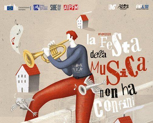 Domenica Festa della Musica con sei concerti gratuiti