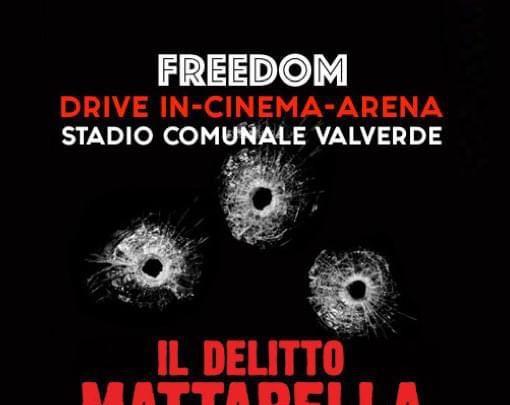 """""""Il Delitto Mattarella"""" di Aurelio Grimaldi."""