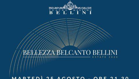 Due grandi concerti all'aperto: a Taomina il 25 e alla Villa Bellini il 29 agosto
