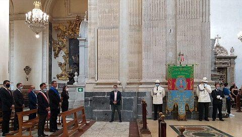 Anniversario Bellini, omaggio della Città in Cattedrale