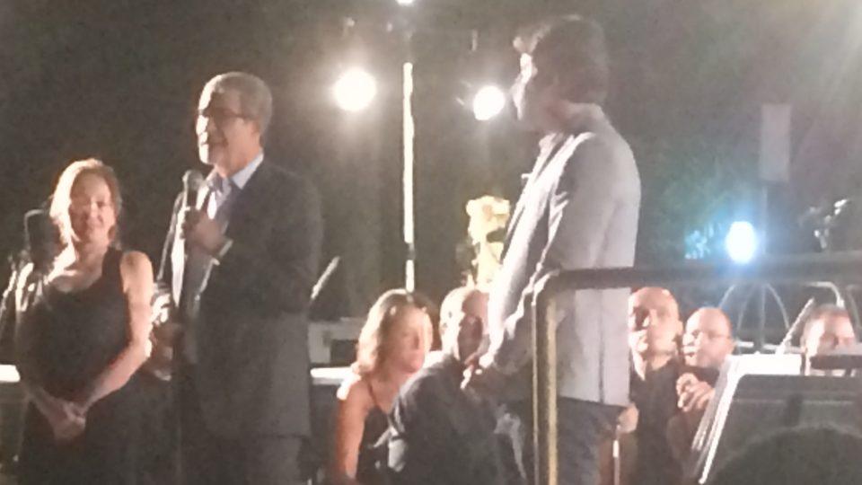 TMB: alla Villa Bellini il maestro Sergio Alapont ha diretto il Gran Galà