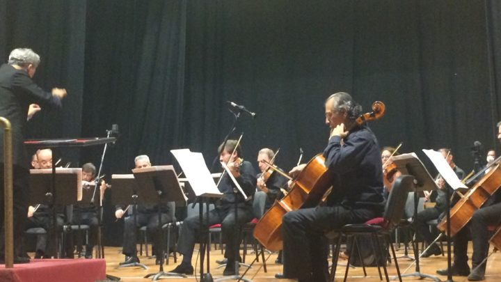 Da Mozart a Mahler, con Leonardo Catalanotto e la Piccola Orchestra del TMB
