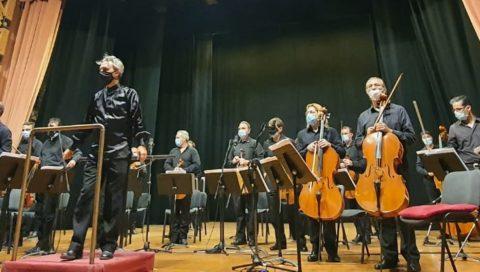 Al teatro Sangiorgi gli archi del TMB diretti dal maestro Leonardo Catalanotto