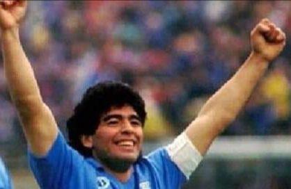 Calcio: Diego Armando Maradona è morto.