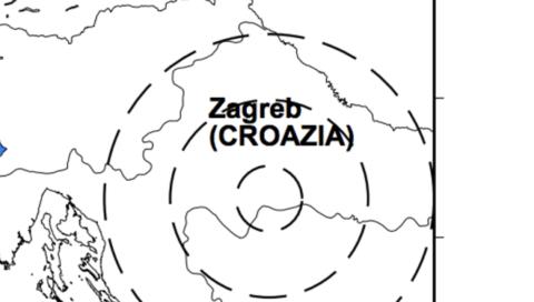 Terremoto in Croazia devastante come quelli del 1667 e del 1880