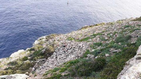 Lampedusa. Individuata  un'altra discarica abusiva.