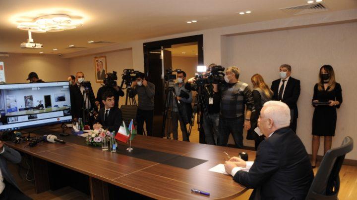 News nazionali: accordo energetico tra Azerbaigian e Italia.