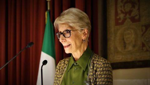 Evento a Catania: l'Accademia delle belle Arti, inaugurazione con Silvana Sciarraento a Catania.