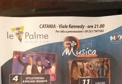 """Il mondo dello spettacolo torna in pista con """"C'è Musica al Tramonto""""   Tra gli artisti in cartellone, Riccardo Fogli, Attilio Fontana, Bobby Solo e Michele Zarrillo"""