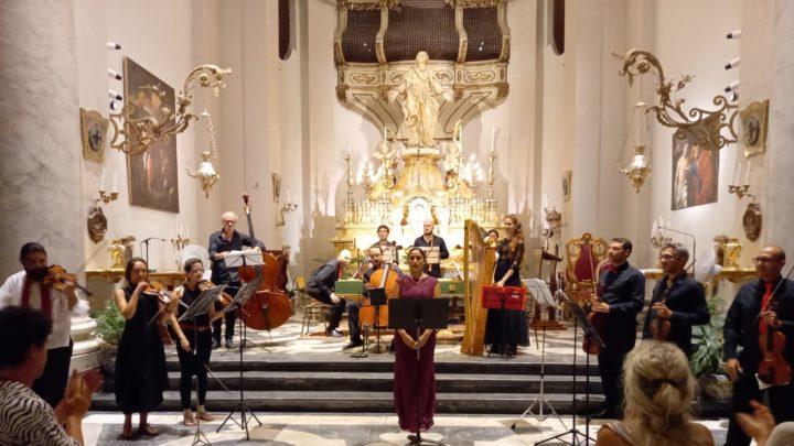 Prosegue la Stagione concertistica della ACMC con il concerto dell'Orchestra Barocca Siciliana