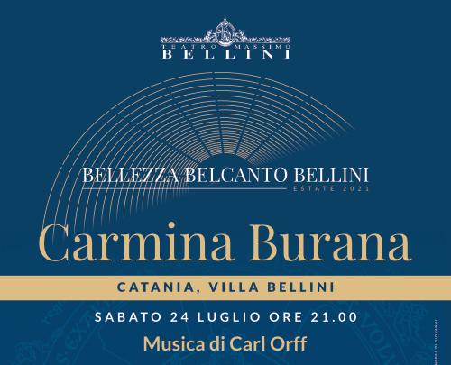 I Carmina Burana sabato sera alla Villa Bellini. Direttore Antonello Allemandi