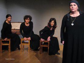"""""""Libere"""" – donne contro la Mafia scritto e diretto da Cinzia Caminiti al Giardino """"Pippo Fava"""""""