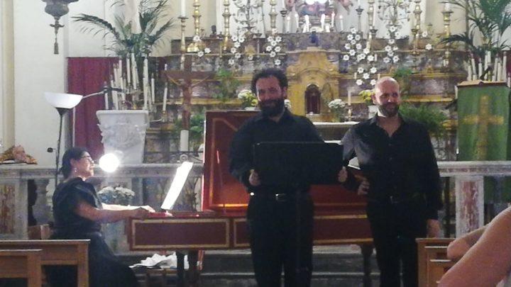 """Stagione ACMC: concerto di musica antica dell' ensemble """"Per Affetto e per Diletto"""""""