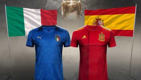 Stasera Italia-Spagna:  gli Azzurri contro le Furie Rosse